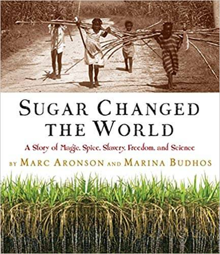Sugar Changed the World Marina Budhos Marc Aronson