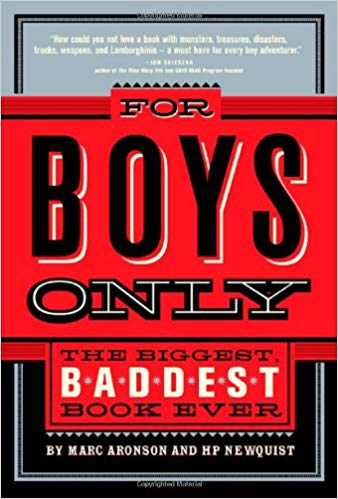 For Boys Only Marc Aronson