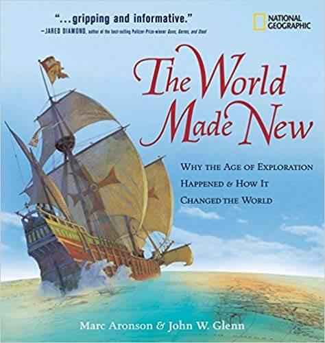 The World Made New Marc Aronson